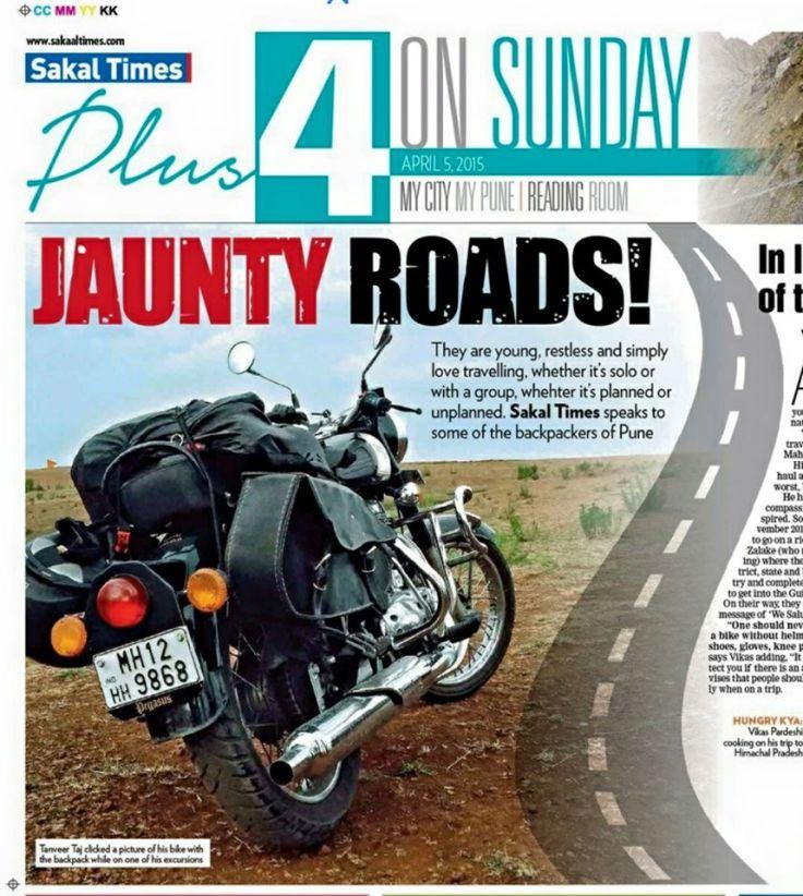 Jaunty Roads!