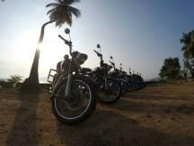 Rotrods Anniversary Ride to Goa