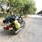 En-route Delhi to Shimla